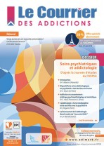 Le Courrier des Addictions