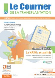 Le Courrier de la Transplantation / N° 1-2 juin 2020