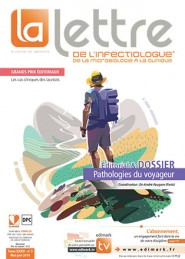 La Lettre de l'Infectiologue / N° 3 juin 2019