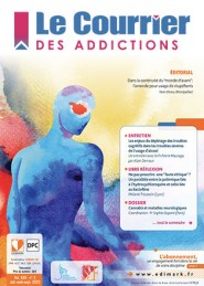 Le Courrier des Addictions / N° 3 septembre 2020