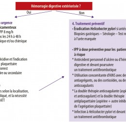 Quelle prophylaxie chez les patients antithrombotiques à long terme ?<br>Regard du gastroentérologue - Quelle...